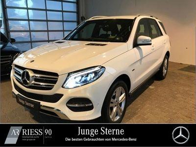 gebraucht Mercedes GLE500 e 4MATIC HUD+LED+Kamera+Navi+PDC