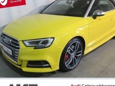 usado Audi S3 Cabriolet mRide/virtC/B&O/Nav+/5J.Garantie