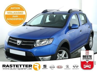 gebraucht Dacia Sandero Stepway TCe 90 eco Prestige Navi PDC Klima Temp Nebel Bluet MFL eFH