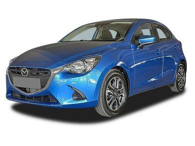 gebraucht Mazda 2 1.5 SKYACTIV-G 90 Kizoku Klima, Tempomat, PDC