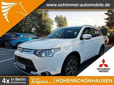 gebraucht Mitsubishi Outlander 2.2 4WD Klassik Kollektion+ ´ 1.Hand D503700 verfügbar in unserer Filiale Berlin-Hohenschönhausen.