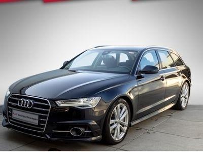 gebraucht Audi A6 Avant 3.0 TDI quattro S line LED ACC Head Up