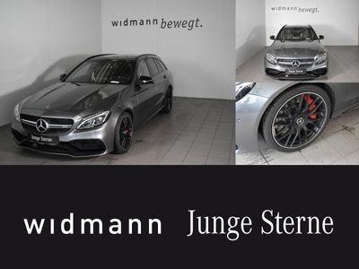 gebraucht Mercedes C63 AMG AMG S T Sitzklima*Drivers P.*Burmester