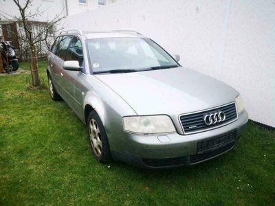gebraucht Audi A6 2.5 TDI Quattro * motor & getriebe...
