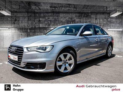 gebraucht Audi A6 Limousine 3.0TDI EU6 qu. S-trc CAM Standh AHK Navi