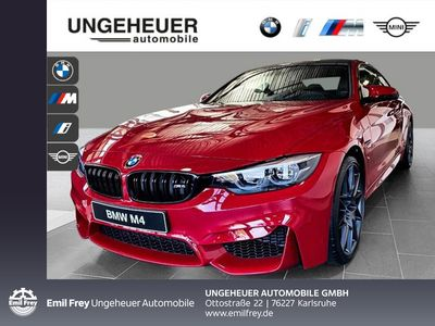 gebraucht BMW M4 Coupé M Competition Head-Up HK HiFi DAB
