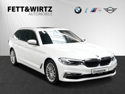 gebraucht BMW 530 i xDrive Touring Luxury Line Innovationsp.