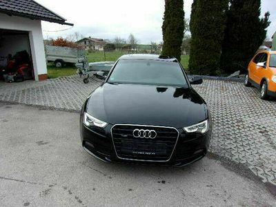 gebraucht Audi A5 3.0 TDI Stronic quattro S-line Vollaustattung