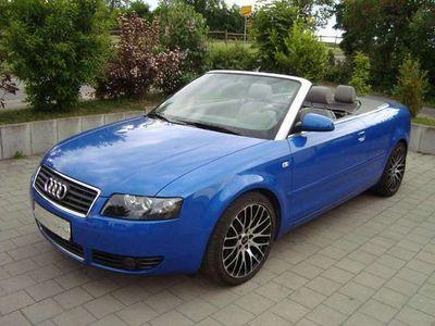 gebraucht Audi Cabriolet als Cabrio/Roadster in Gemmingen