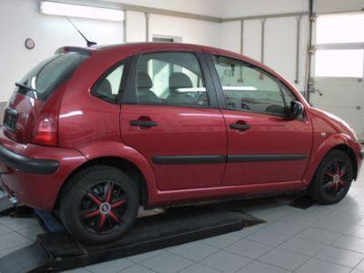 gebraucht Citroën C3 1.4i Comfort Klima EFH Nebelscheinwerfer