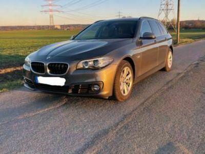 gebraucht BMW 518 d Touring Luxury Line Navi AHK Euro6 als Kombi in Witten