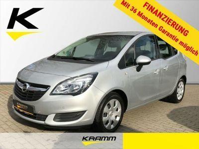 gebraucht Opel Meriva B Edition 1.4 PDCv+h Multif.Lenkrad NR Kn
