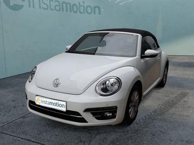 gebraucht VW Beetle BeetleCabriolet 1.2 TSI DSG Design NaviPDCGRA