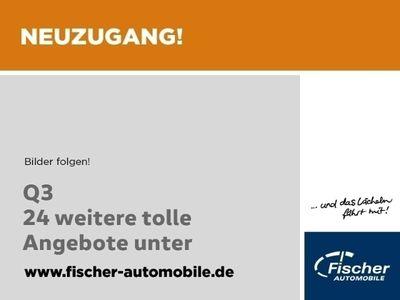 gebraucht Audi Q3 40 TDI quattro S-line