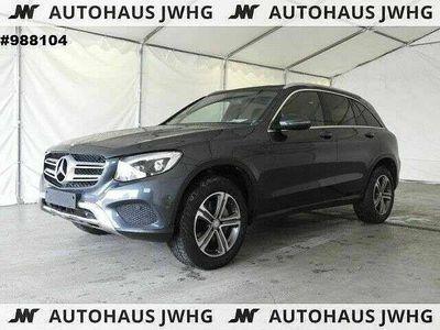 "gebraucht Mercedes GLC250 4M AMG Int. Alcantara ILS 18"" Tempo Navi"