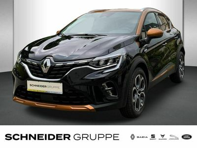 gebraucht Renault Captur Intens TCe 140 EDC LEDER+SITZH+NAVI