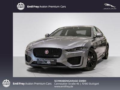 gebraucht Jaguar XE D180 Aut. R-Dynamic SE *Black-Pack*HuD*18''*