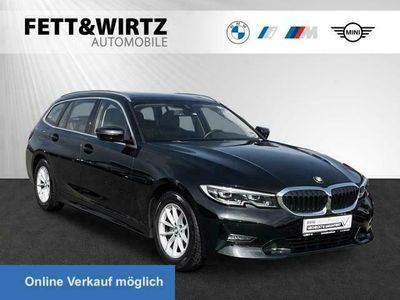 gebraucht BMW 318 d Tour Sport Line