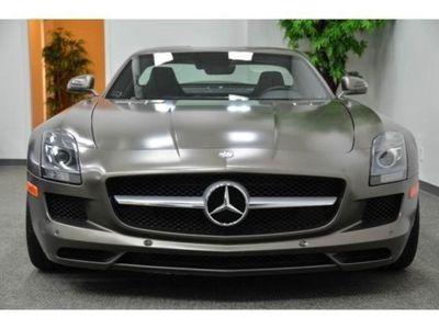 gebraucht Mercedes SLS AMG Coupe (matt grau )
