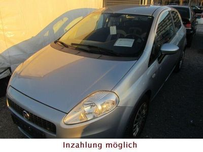 käytetty Fiat Grande Punto 1.4 8V *Euro 4* Tüv 4/2020*