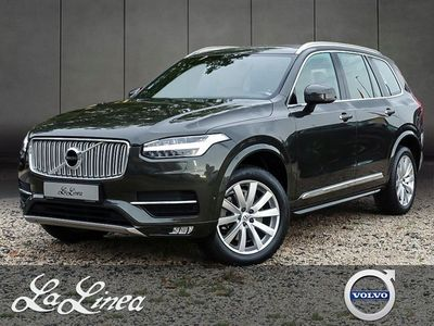 gebraucht Volvo XC90 D5 AWD Inscription Aut. Navi*LED*PDC 12