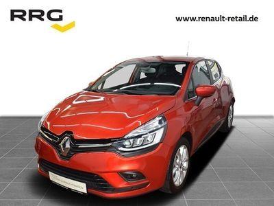 gebraucht Renault Clio IV 4 1.2 TCE 120 ECO² INTENS EURO 6 KLEINWAGEN
