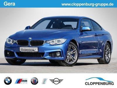 gebraucht BMW 430 d xDrive M-Sportp./Glasdach/Navi/Head-Up