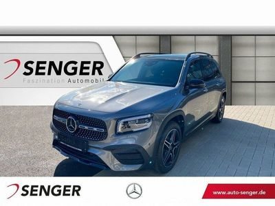 gebraucht Mercedes GLB220 d 4M AMG Line AHK Panorama Multibeam