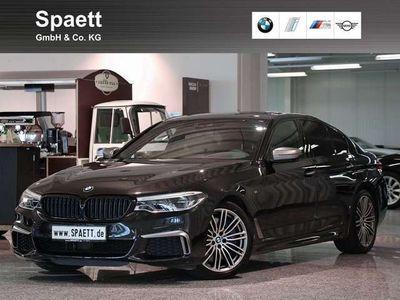 gebraucht BMW 550 i M xDrive Limousine Ferngesteuertes Parken