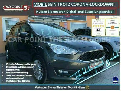 gebraucht Ford Grand C-Max Neu 20 TDCI Business Edition*1 Hd*