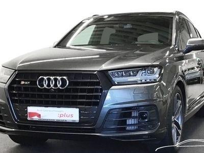 gebraucht Audi SQ7 4.0 TDI quat./tiptr.