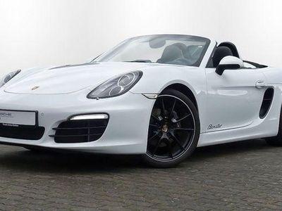 gebraucht Porsche Boxster PDK, PDLS, Sport-AGA, PASM