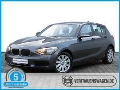 gebraucht BMW 116 iA KLIMA PDC SITZHEIZUNG