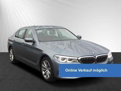 gebraucht BMW 520 d Aut. LED Komforts. HUD GSD Standhzg.