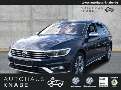 gebraucht VW Passat Alltrack Variant 2.0 TDI BMT 4M DSG NAVI+SH+PDC+LED