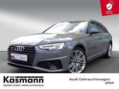 "gebraucht Audi A4 Avant 40 TDI sport quat S-Line LED LM 19"""