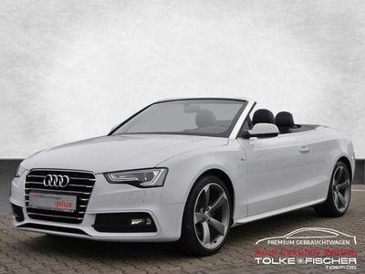 gebraucht Audi A5 Cabriolet 2.0 TDI S line 6-Gang