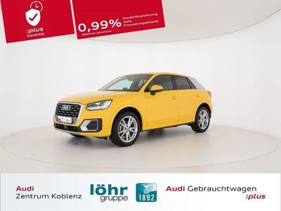 gebraucht Audi Q2 Sport 35 TFSI S tronic S Line Sporpaket*LED