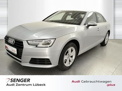 gebraucht Audi A4 1.4 TFSI Limousine Sitzheizung Tempomat Navi