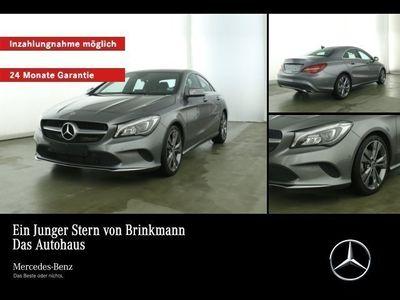 gebraucht Mercedes CLA180 Coupé URBAN/NAVI/LED/SHZ/PARKTRONIC