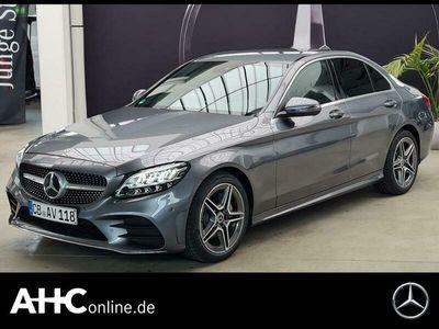 gebraucht Mercedes C200 AMG SPUR-P PARKTRO