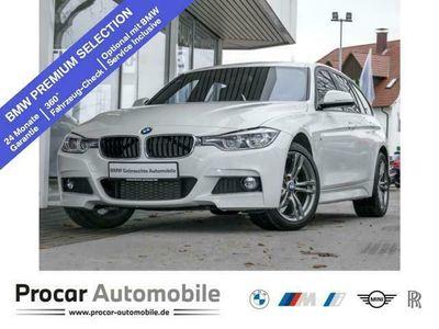 gebraucht BMW 320 xDrive Touring M Sport Navi Business PDC