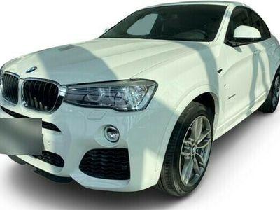 gebraucht BMW X4 X4 xDrive20d M Sport BusinessPaket RFK HiFi Navigation