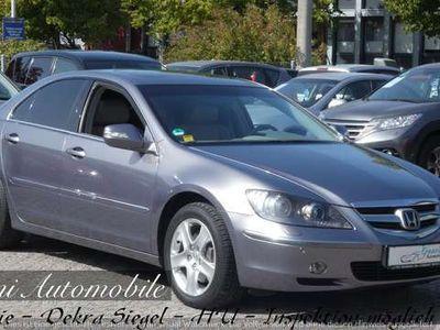 gebraucht Honda Legend LEDER NAVI XENON ALLRAD ACC 12 Monate Garantie
