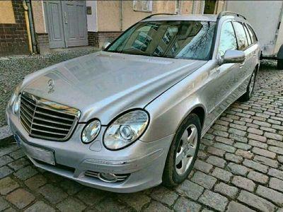 gebraucht Mercedes E320 Mercedes S211Matic LPG Gas Airmati... als Kombi in Spandau