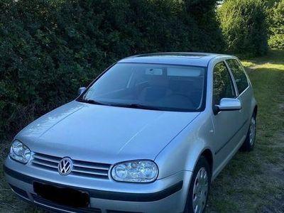 gebraucht VW Golf IV Edition 1.6
