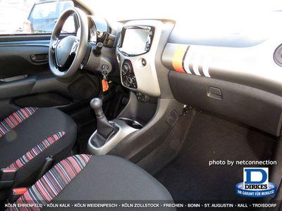 gebraucht Peugeot 108 FSE USB KLIMA SHZ