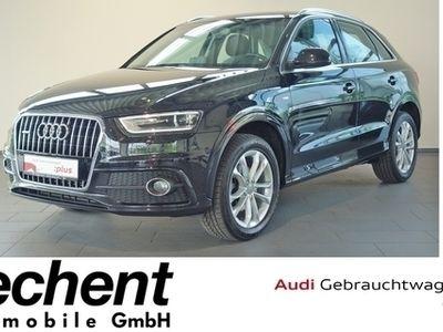 gebraucht Audi Q3 2.0 TDI quattro, s line, Xenon, PDC, Navi