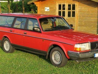 gebraucht Volvo 240 GL classic rostfrei! 173.000 km, Automatik, Scheckheft