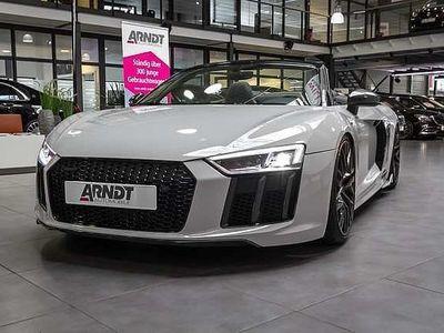 gebraucht Audi R8 Spyder Laser BangO Kam Sportabgas ASG Carbon